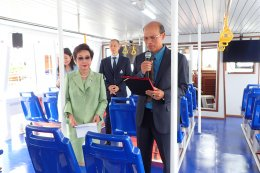 Ship Delivery Ceremony RIVA 1
