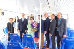 Ship Delivery Ceremony RIVA 1