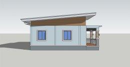 รีวิวแบบบ้านเกษตรควนเนียง3ห้องนอน Draft-002