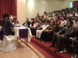 การประชุมร่วมป้องกันอาชญากรรมในชุมชน