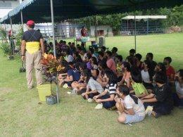 การฝึกอบรมเยาวชนสัมพันธ์ รุ่นที่ 336  ณ ค่ายโรงเรียนมัธยมวัดหนองแขม