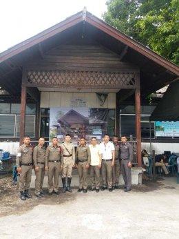 โครงการ บูรณะซ่อมแซมและปรับปรุงอาคารสถานีตำรวจนครบาลหนองแขม (หลังเก่า)