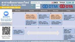 Webinar DTM-DTA