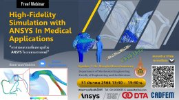 Webinar: High-Fidelity Simulation with ANSYS In Medical Applications