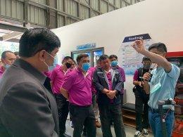 การไฟฟ้าส่วนภูมิภาค เขต2 ภาคกลาง จ.ชลบุรี 17-11-2020