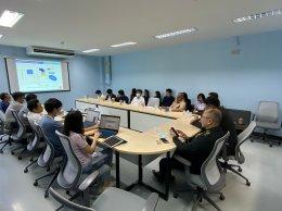 ศูนย์เทคโนโลยีเพื่อความมั่นคงของประเทศและการประยุกต์เชิงพาณิชย์ 09-11-2020