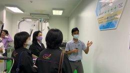 ศูนย์ความเป็นเลิศด้านเทคโนโลยีกักเก็บพลังงาน (CEST) ให้การต้อนรับ ดร. สมจิณณ์ พิลึก ผู้ว่าการนิคมอุสาหกรรมแห่งประเทศไทย (กนอ.) และคณะ ในโอกาสเข้าเยี่ยม EECi และสถาบันวิทยสิริเมธี (VISTEC) ในวันที่ 11 มีนาคม พ.ศ 2564