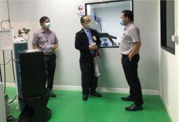 ขอขอบคุณคณะกรรมการผู้จัดการ บริษัท มิตซูบิชิ อีเล็คทริค แฟคทอรี่ ออโตเมชั่น (ประเทศไทย) จำกัด (MELFT) ที่ให้เกียรติมาเยี่ยมชม ศูนย์ความเป็นเลิศด้านเทคโนโลยีกักเก็บพลังงาน (CEST) 28-09-2020