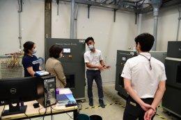 ขอขอบคุณ New Energy Nexus (Thailand) ที่ได้ให้ความสนใจมาเยี่ยมชม ผลงาน และความก้าวหน้าในการดำเนินงานของศูนย์ความเป็นเลิศด้านเทคโนโลยีกักเก็บพลังงาน (CEST)  ในพื้นที่วังจันทร์วัลเลย์ เขตนวัตกรรมระเบียงเศรษฐกิจพิเศษภาคตะวันออก วันที่ 25-02-2564