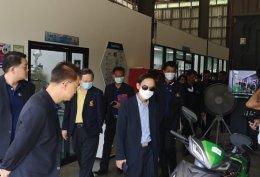 Former Minister of Industry of Thailand visited CEST, VISTEC (22 Aug 2020)