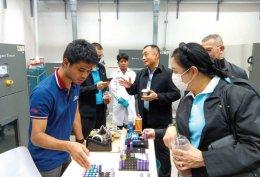 Military Industrial Department visited CEST, VISTEC (28 Aug 2020)