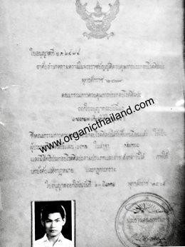 Certified Thai Pharmaist