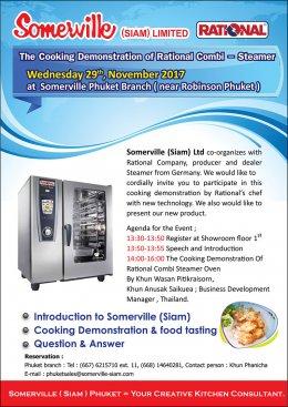 Rational at Somerville Phuket Branch