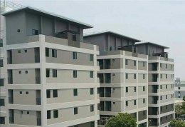 อพาร์ททเม้นท์ S3 by SW ตึก 1, 2, 3