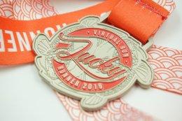 เหรียญรางวัลวิ่ง Virtul Run
