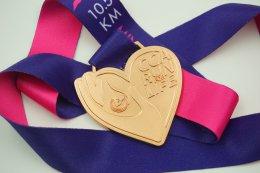 เหรียญรางวัลวิ่ง CCA RUN