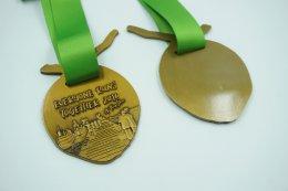 เหรียญรางวัลวิ่ง มะพร้าว