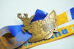 เหรียญรางวัลวิ่ง Run Phangan