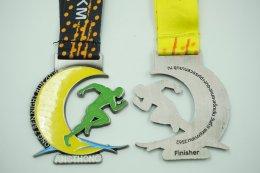 เหรียญรางวัลวิ่ง Night Run