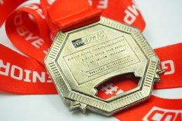 เหรียญรางวัลวิ่ง Comed Prompt
