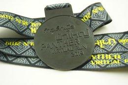 เหรียญรางวัลวิ่ง เสือดำ แบบเรืองแสง