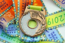 เหรียญรางวัลวิ่ง มาราธอน