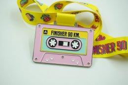 เหรียญรางวัล Run Back to the 90's
