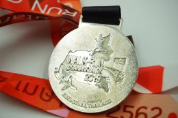 เหรียญรางวัลวิ่ง Walk Run