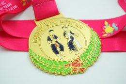 เหรียญรางวัล Renunakhon mini marathon