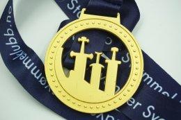 เหรียญมาราธอน Stavanger