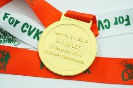 เหรียญรางวัล Heart for CVK