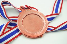 เหรียญรางวัลวิ่งสำเร็จรูป