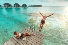 ดินเเดนมัลดีฟส์ เกาะสวรรค์ ห้ามพลาด!!!