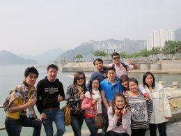 Trip to Hong Kong, Macau, Shenzhen, Zhuhai 7-11 Dec 16