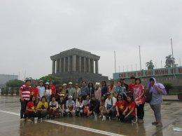 ทริปเวียดนาม ฮานอย ฮาลอง ซาปา วันที่ 12-15 ส.ค.59