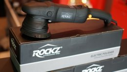 วิธีการใช้งานเครื่องขัดสีรถระบบ DA จาก ROCKZ Polisher รุ่นใหม่ล่าสุด RZ602