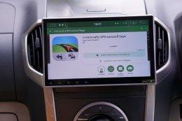 CHEVROLET TRAILBRAZER ติดตั้งเครื่องเสียงรถยนต์ 2 din Android 10.1 ใหญ่จุใจ พร้อมจอเพดานสวยบาดใจ