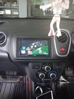 HONDA BRIO ติดตั้ง AT-2869 เครื่องเสียงรถยนต์ 2 din Android แท้ ฟังชั่นครบ