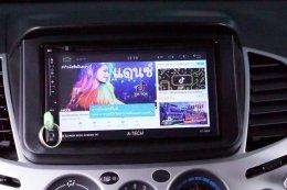 MITSUBISHI TRITON ติดตั้ง AT-2869 เครื่องเสียงรถยนต์ 2 din Android แท้