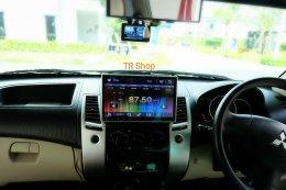 MITSUBISHI TRITON ติดตั้งเครื่องเสียง 2Din หน้าจอ 10.1 นิ้ว พร้อมกล้องหน้ารถ