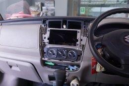 SUZUKI ERTIGA ติดตั้งเครื่องเสียงรถยนต์ 2 din Android แท้ K-2669 ลื่นๆ