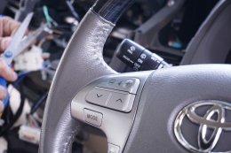 TOYOTA FORTUNER ติดตั้งเครื่องเสียงรถยนต์ 2 din X-169 เชื่อมต่อ iOS & Android ครบ