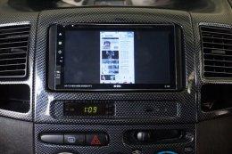 TOYOTA VIOS ติดตั้งเครื่องเสียงรถยนต์ 2 din X-CELL 169