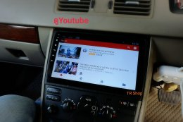 VOLVO ติดตั้งเครื่องเสียง 2Din แอนดรอยด์แท้ (Real Android)