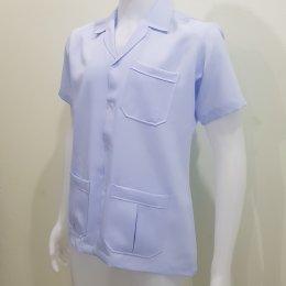 เสื้อพยาบาล สำเร็จรูป