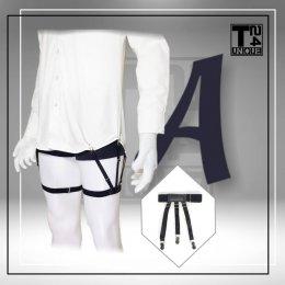 สายดึงเสื้อ Style A : กระดุมเกี่ยว สายรวม