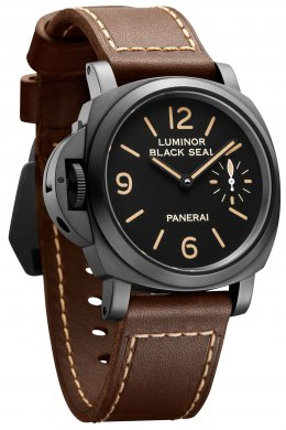 PANERAI CATCHES UP WITH RECENT HISTORY