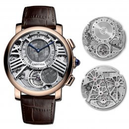 CARTIER : AHEAD OF TIME