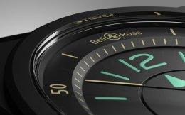 Bell & Ross : แสงสว่างบนข้อมือ BR03-92 Bi-Compass