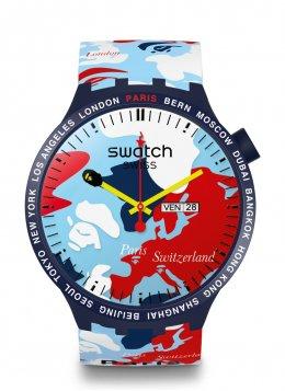 SWATCH X BAPE เมื่อโลกแห่งนาฬิกาและ ไอคอนแห่งสตรีทแวร์มาเจอกัน